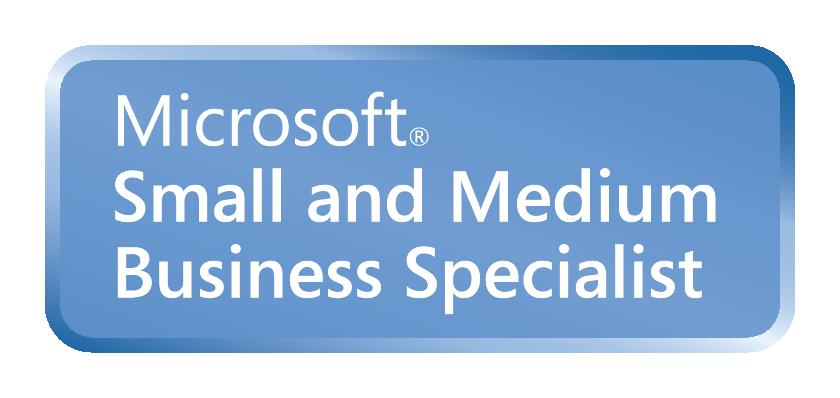 AAMicrosoft small and medium business specialist